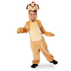 DISNEY STORE Kion COSTUME Lion Guard KING XS 4